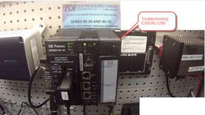 IC693ALG390 How-to Troubleshoot GE Fanuc PLC 90-30 Proficy Machine Edition Programming Tutorial