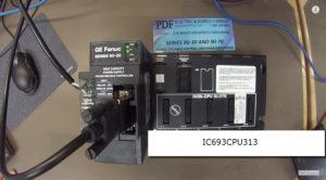 IC693CPU313 Rack Troubleshooting Tutorial GE Fanuc PLC Intelligent Platform Proficy Training