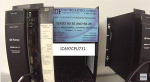 IC697CPU731 GE Fanuc PLC Training Series 90-70 Tutorial CPU Troubleshoot