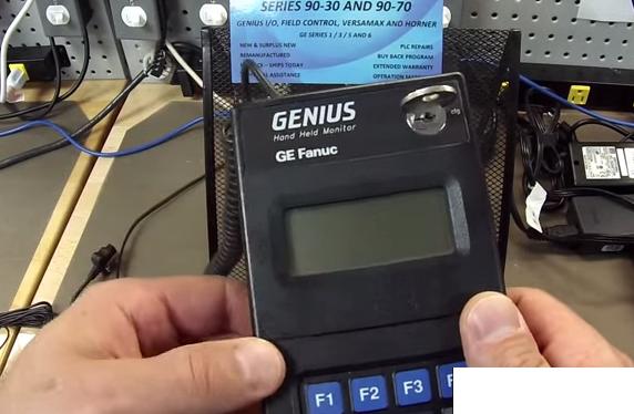 genius series handheld monitor