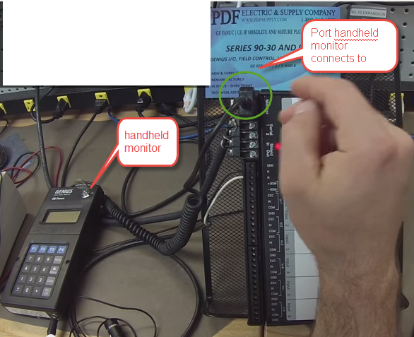 handheld-monitor-and-port