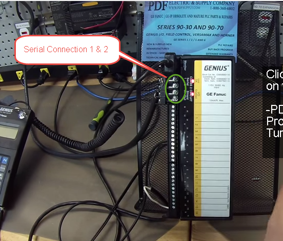 serial-connection